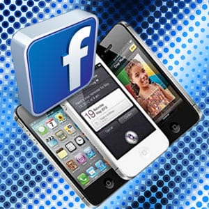 Facebook on Smartphones: Leads Mobile Engagement
