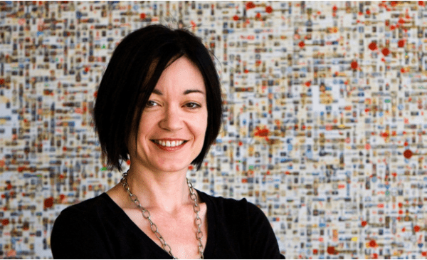 Sue Gardner of Wikipedia … I'm Diderot … Bitch