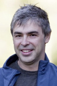 All Grown Up: Larry Page at the Helm of Google